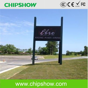 Chipshow P16 RGB Outdoor Full Color LED Billboard pictures & photos