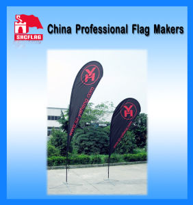 Promotion Outdoor Banner Flag