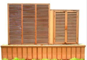 Wood-Plastic Composite Outdoor Furniture - Outdoor Shutter