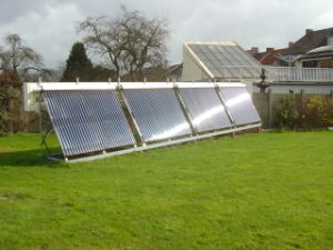 Split Solar Collector System pictures & photos