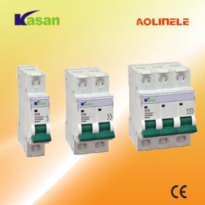 C45 1p 2p 3p 4p Miniature Circuit Breaker MCB pictures & photos