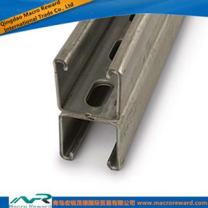 Ssg-B2b 12 Guage Back to Back Steel Strut Channel pictures & photos