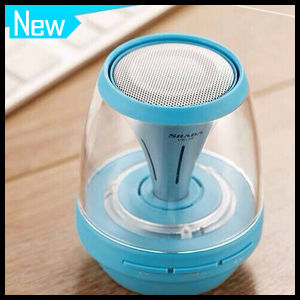 New Portable Music Mini Wireless Bluetooth Speaker with LED Lights pictures & photos