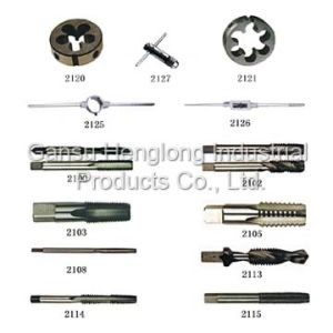 Cutting Tools, Taps, Round Dies
