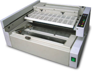 Perfect Thermal Glue Binding Machine (YD-PB2000) pictures & photos