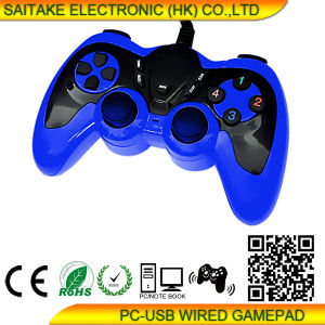 PC Vibration Game Controller Stk-2026 pictures & photos