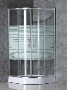 Bathroom Shower Doors with Shower Base (SD-021) pictures & photos