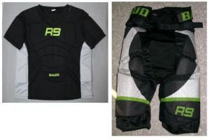 Adult Hockey Protector Set - 1