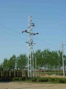 35kv Steel Pole pictures & photos