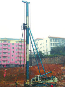 Hydraulic Foot-Step Half-Screw Drilling Machine (LGZ26)