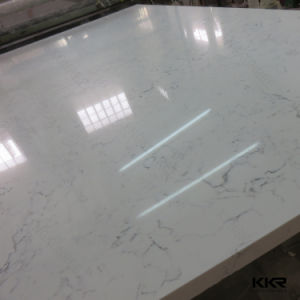 High Quality Veining Look Stone Quartz Slab pictures & photos