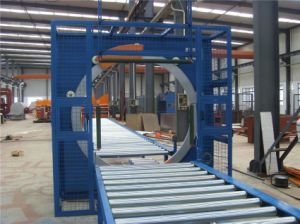 Horizontal Stretch Wrapping Machine HP600 pictures & photos