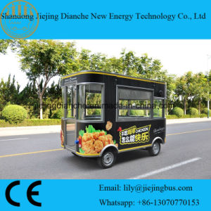 2017 Factory Direct Price of Food Truck with Ce pictures & photos