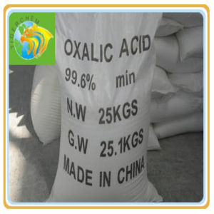 Manufacture Direct a Leading Supplier Mono Oxalic Acid 99.6%, High Quality pictures & photos