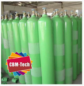 6 Cubic Meter Oxygen Cylinders for Industrial Uses pictures & photos