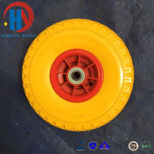 3.00-4 PU Foam Wheels Wheel Barrow/Hand Trolley Tyre pictures & photos