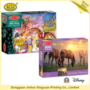 Jigsaw Puzzle Animal Card Game pictures & photos