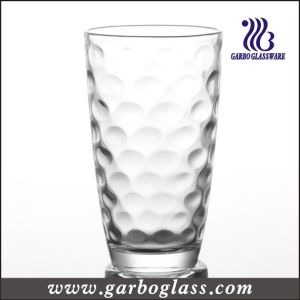 9oz DOT Designed Water Glass Tumbler (GB027009YD) pictures & photos