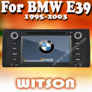 Witson Car DVD GPS for for BMW 5 Series E39 (W2-D9743B) pictures & photos