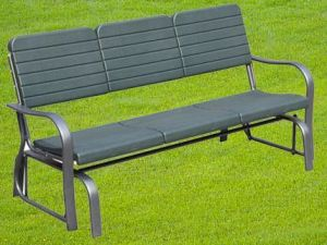 Public Leisure Swinging Bench (GYY-158S) pictures & photos