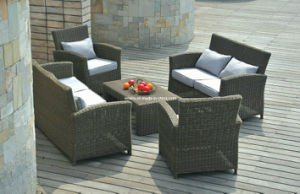 High Quality Commercial Hotel Leisure Chair-Outdoor Rattan Furniture pictures & photos