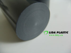PVC Grey Rod pictures & photos