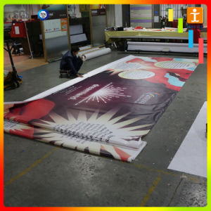 Cheap Frontlit Flex Advertising Banner Printing pictures & photos