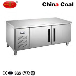 Industry Stainless Steel Counter Freezer Refrigerator pictures & photos