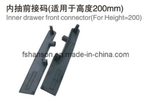 Inner Drawer Front Connector for Height 200mm (HS301.311.001)