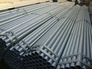 Galvanized Round ERW Steel Pipes pictures & photos