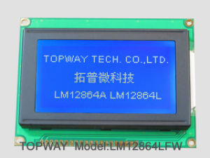 128X64 Graphic LCD Display COB Type LCD Module (LM12864L) pictures & photos
