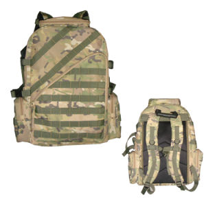 Millitary Rucksack Ripstop Strong Hunting Army Backpack pictures & photos