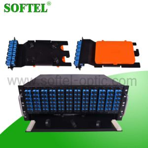 144 Port Patch Panel Rack Mount Fiber Optical ODF pictures & photos