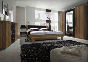 Brand New Modern Bedroom Furniture Set (HF-EY080914) pictures & photos