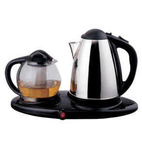 Stainless Steel Electric Kettle Set (H-SH-18T02)