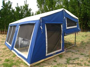Trailer Tent (SC01 Two Person Model) pictures & photos