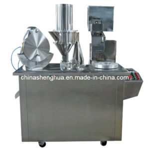 Semi Automatic Capsule Filling Machine (SGN) pictures & photos