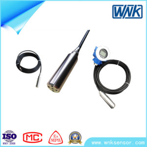 IP68 1-5V 4-20mA Submersible Liquid Level Sensor for Water Tank-Factory Price pictures & photos