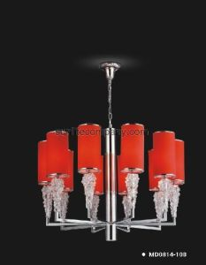 Modern 10 Lt Chandelier (MD0814-10B) pictures & photos