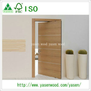 China Modern Design Interior/Exterior Wood/Wooden Door