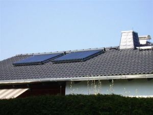 Split Pressurized Close-Loop Solar Water Heater System (ALT-ACL)