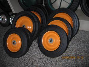 Rubber Wheel /Solid Rubber Wheel /Hand Truck Wheel