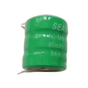 NiMH Button Cell Battery (80H 3.6V)