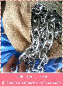 DIN763 Standard 3mm Steel Link Chain/Conveyor Chain