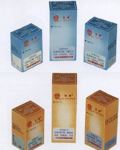 JIA CHEN Brand Disposal Acupuncture Needles pictures & photos