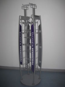 Spinner Rack (ZT-D013)