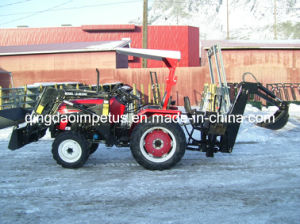 4in1 Front End Loader and Backhoe for 28HP Jinma Tractor pictures & photos