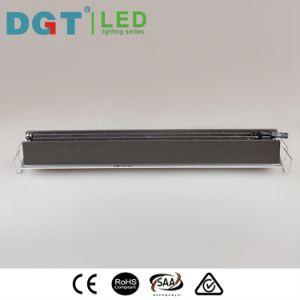 Interior Aluminum LED Recessed Osram Chip 15*2W Linear Spotlight IP40 pictures & photos