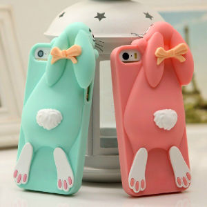 Wholesale 2014 for Moshino Mobile Silicon Case for iPhone 5 5s 4 4s
