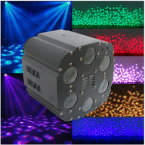 6 Eyes LED RGB 3in1 Beam Light for Stage Lighting/Disco Lighting pictures & photos